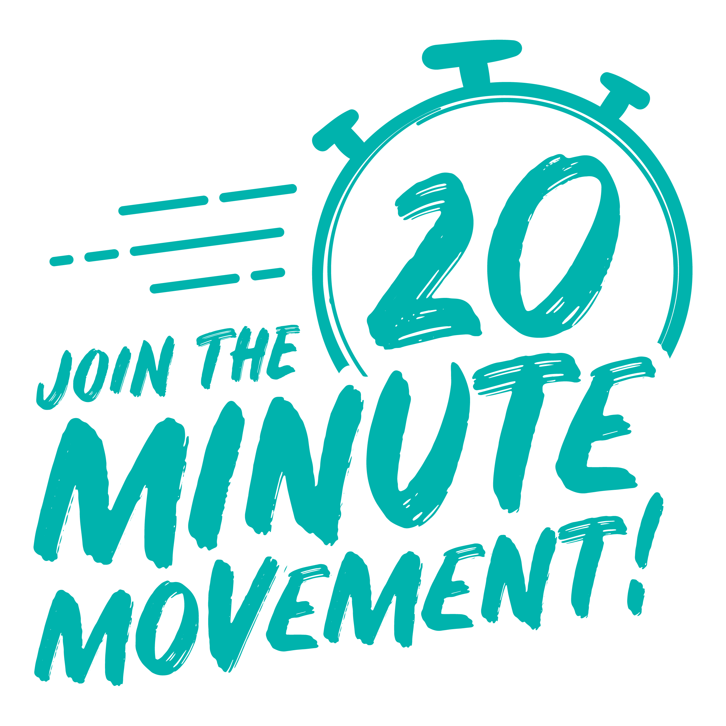 20 Minute Movement Logo